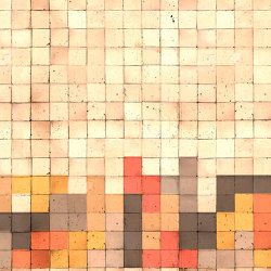 Atelier 47 | Wallpaper DD116980 Mosaictetris2 | Wall coverings / wallpapers | Architects Paper