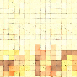 Atelier 47 | Wallpaper DD116985 Mosaictetris3 | Wall coverings / wallpapers | Architects Paper