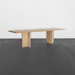 ALPHABET table | Dining tables | Sanktjohanser