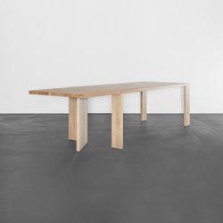 ALPHABET table | Tables de repas | Sanktjohanser