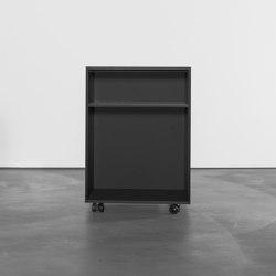ANNEX roller container | Pedestals | Sanktjohanser