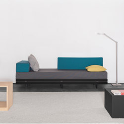 IKU S+ stackable bed, day bed | Lettini / Lounger | Sanktjohanser