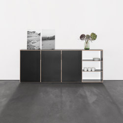 METRUM customized shelf- and wardrobesystem | Scaffali | Sanktjohanser