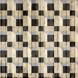 Atelier 47 | Wallpaper DD117020 Squares3D1 | Wall coverings / wallpapers | Architects Paper