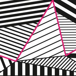 Atelier 47 | Carta da Parati DD116930 Stripes | Carta parati / tappezzeria | Architects Paper