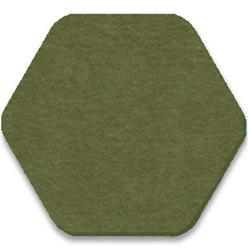 Echo Tile Hex 384   Systèmes muraux absorption acoustique   Woven Image