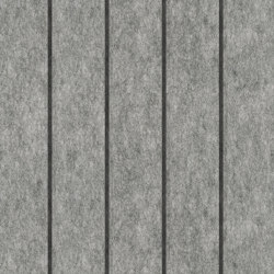 Groove 90 442 | Sound absorbing wall systems | Woven Image