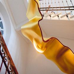 Golden Ribbon | Pendelleuchten | Ingo Maurer