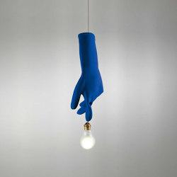 Luzy blue | Pendelleuchten | Ingo Maurer
