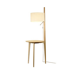 Carla | Floor lamp | Side tables | Carpyen