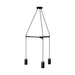 Triana | Suspension lamp | Suspended lights | Carpyen