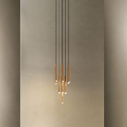 Candle | Suspended lights | GROK