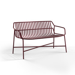 crona steel Bench | Sofas | Brunner