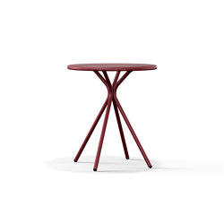 crona steel Table lounge | Tables d'appoint | Brunner