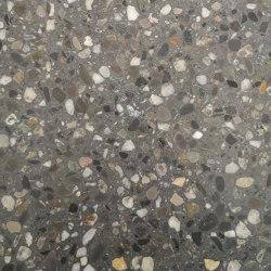 Terrazzo | 21 Terrazzo Home Anthracite | Concrete | Dade Design AG concrete works Beton