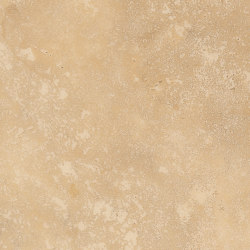 Signature Stones - 1,0 mm | Travertine Honey | Synthetic panels | Amtico