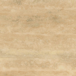 Signature Stones - 1,0 mm | Travertine Romano | Lastre plastica | Amtico