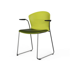 Whass Cantilever | Chairs | actiu