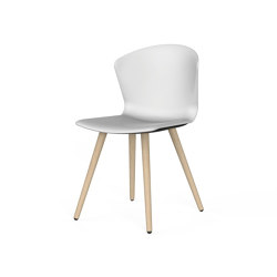 Whass Wooden Legs | Chairs | actiu