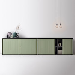 basic S Cabinet System | Sideboards | werner works