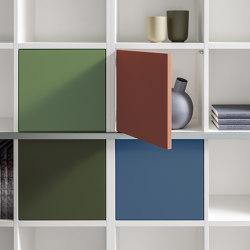 basic S Shelf System | Étagères | werner works