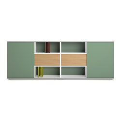 basic S Shelf System | Sideboards | werner works