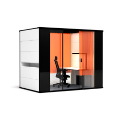 MasterPod® M Work Room | Room-in-room systems | Inwerk