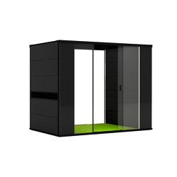 MasterPod® M Pure Room | Sistemas room-in-room | Inwerk