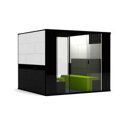 MasterPod? L Talk Room | Room-in-room systems | Inwerk