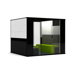 MasterPod® L Talk Room | Sistemas room-in-room | Inwerk