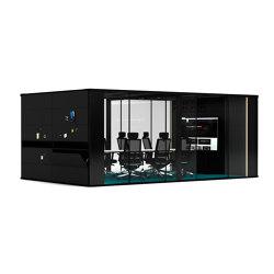MasterPod® XL Konferenzraum | Room-in-room systems | Inwerk