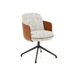 Merwyn Office Chair | Sedie | Wittmann