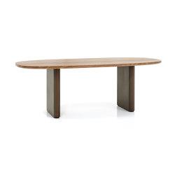 Merwyn Table Oval | Tavoli pranzo | Wittmann