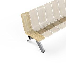 Ascent Single Back End piece Left | Bancos | Green Furniture Concept