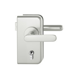 FSB 1097 Glass-door hardware | Handle sets for glass doors | FSB