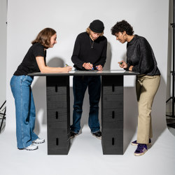Xbrick | flomo board table | Tables collectivités | wd3