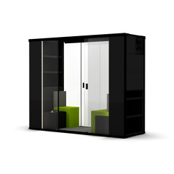 MasterPod® S Talk Room | Room-in-room systems | Inwerk