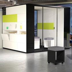 MasterPod® L Pure Room | Room-in-room systems | Inwerk