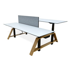 motu Double Bench | Mesas contract | Westermann