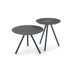 Jill Table | Side tables | Bolzan Letti