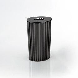 ZEROQUINDICI.015 BIG LITTER BIN | Waste baskets | Diemmebi