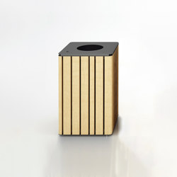 VENTIQUATTRORE.H24 LITTER BIN | Waste baskets | Diemmebi