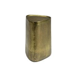 Estes Brass Occasional Table | Side tables | Pfeifer Studio