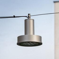 Arne S catenary application | Outdoor pendant lights | urbidermis SANTA & COLE