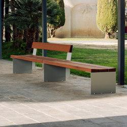 Bancal Bench | Benches | urbidermis SANTA & COLE