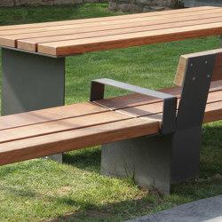 Bancal Table | Dining tables | urbidermis SANTA & COLE