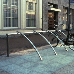 Bicilínea | Bicycle stands | urbidermis SANTA & COLE