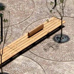 Comunitario | Benches | urbidermis SANTA & COLE