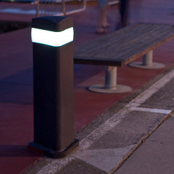 Finisterre | Bollard lights | URBIDERMIS SANTA & COLE