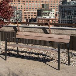 Harpo Bench | Benches | urbidermis SANTA & COLE
